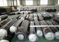 کیفیت خوب ورق لاستیکی صنعتی & ورق لاستیک نیتریل صنعتی مقاوم در برابر انعطاف پذیری براق، ورق لاستیکی 1 تا 6 میلی متر حراج